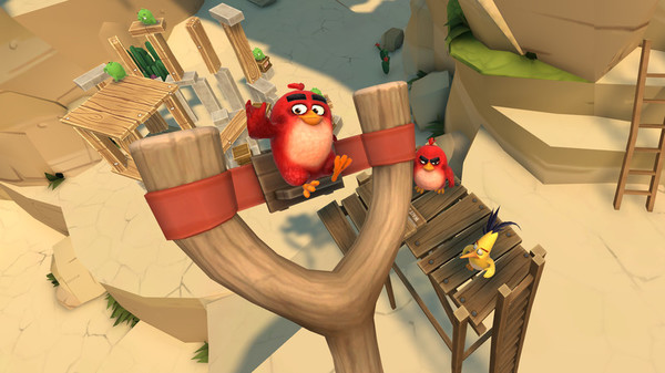 Download Angry Birds VR: Isle of Pigs Torrent