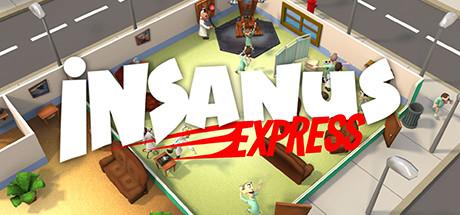 Insanus Express Capa