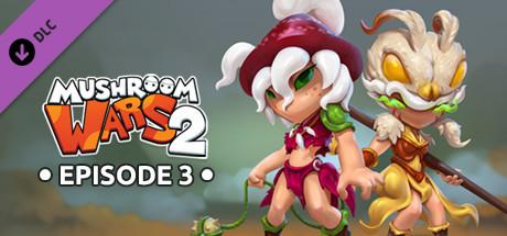 Mushroom Wars 2 – Episode 3 Red & Furious [PT-BR] Capa