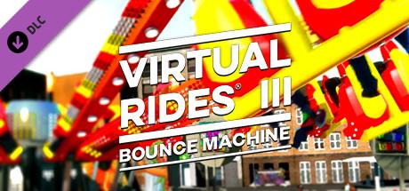 Virtual Rides 3 – Bounce Machine Capa