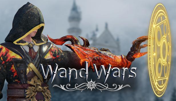 Download 魔杖战争 Wand Wars: Rise free download