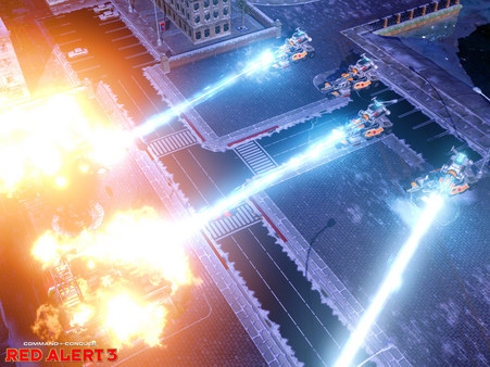 Command & Conquer: Red Alert 3 download