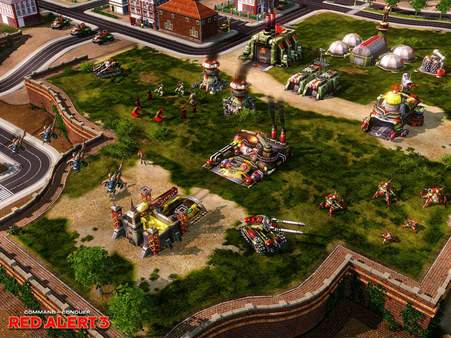 Download Command & Conquer: Red Alert 3 Crack