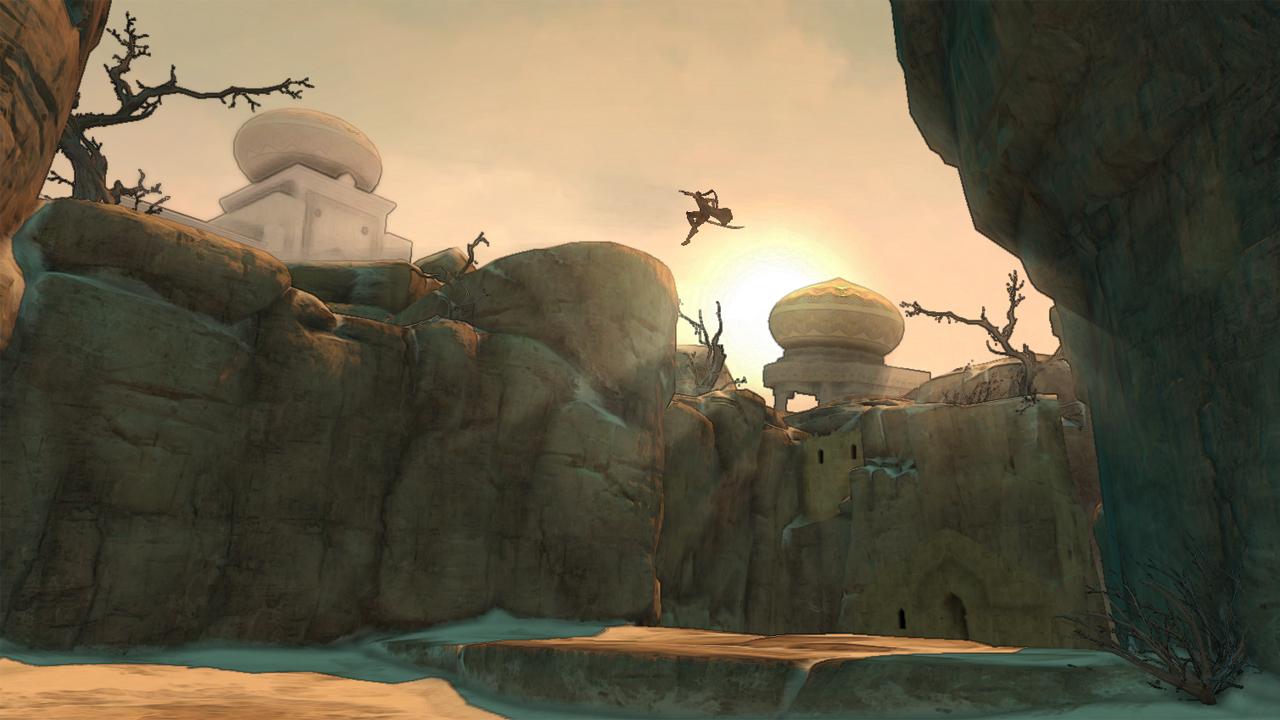 Prince of Persia Screenshot 1