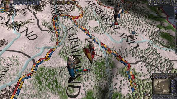 Download Crusader Kings II Torrent