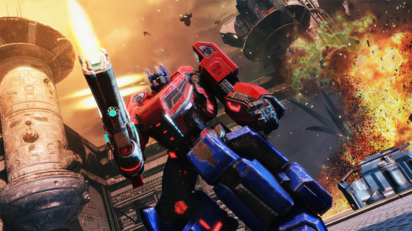 Download Transformers™: Fall of Cybertron™ Torrent