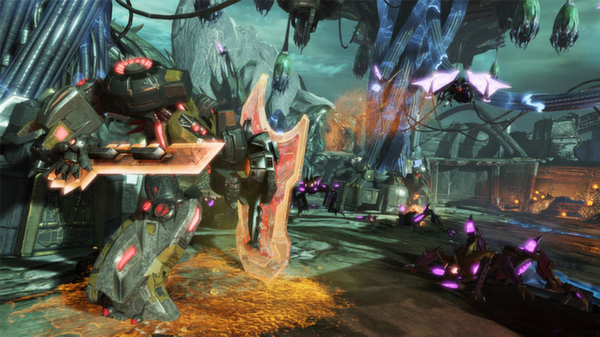 Transformers™: Fall of Cybertron™ Free Download