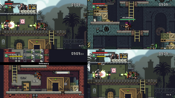 Download Mercenary Kings: Reloaded Edition Torrent