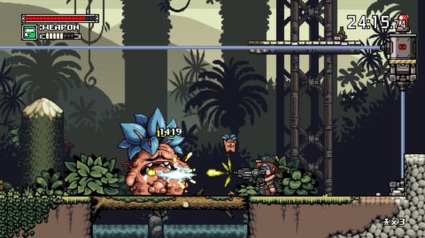 Mercenary Kings: Reloaded Edition download