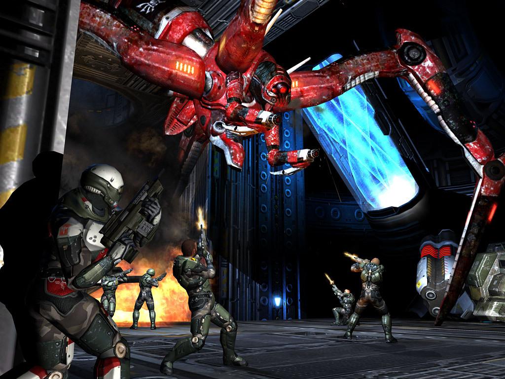 Quake 4 Screenshot 1