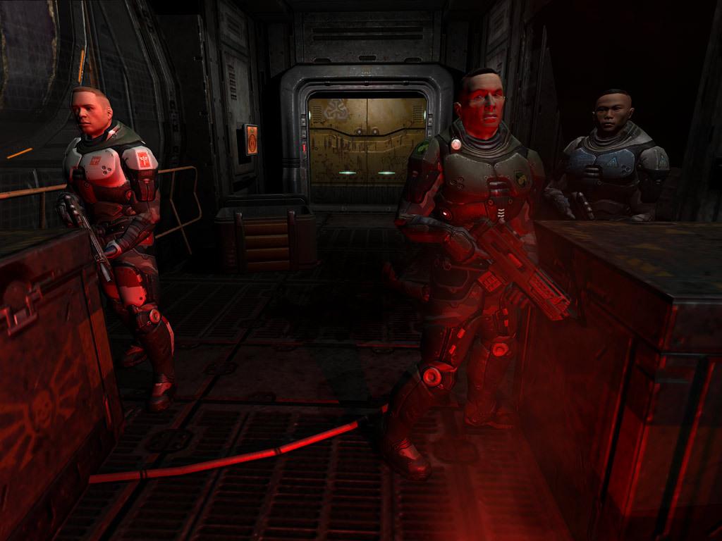 Quake 4 Screenshot 2
