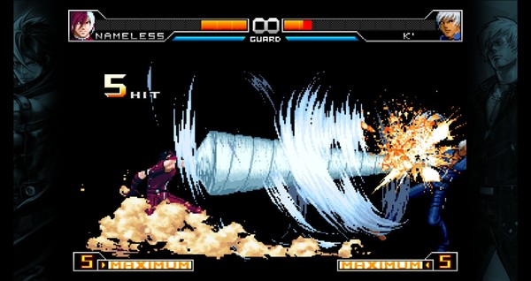 Download THE KING OF FIGHTERS 2002 UNLIMITED MATCH download free