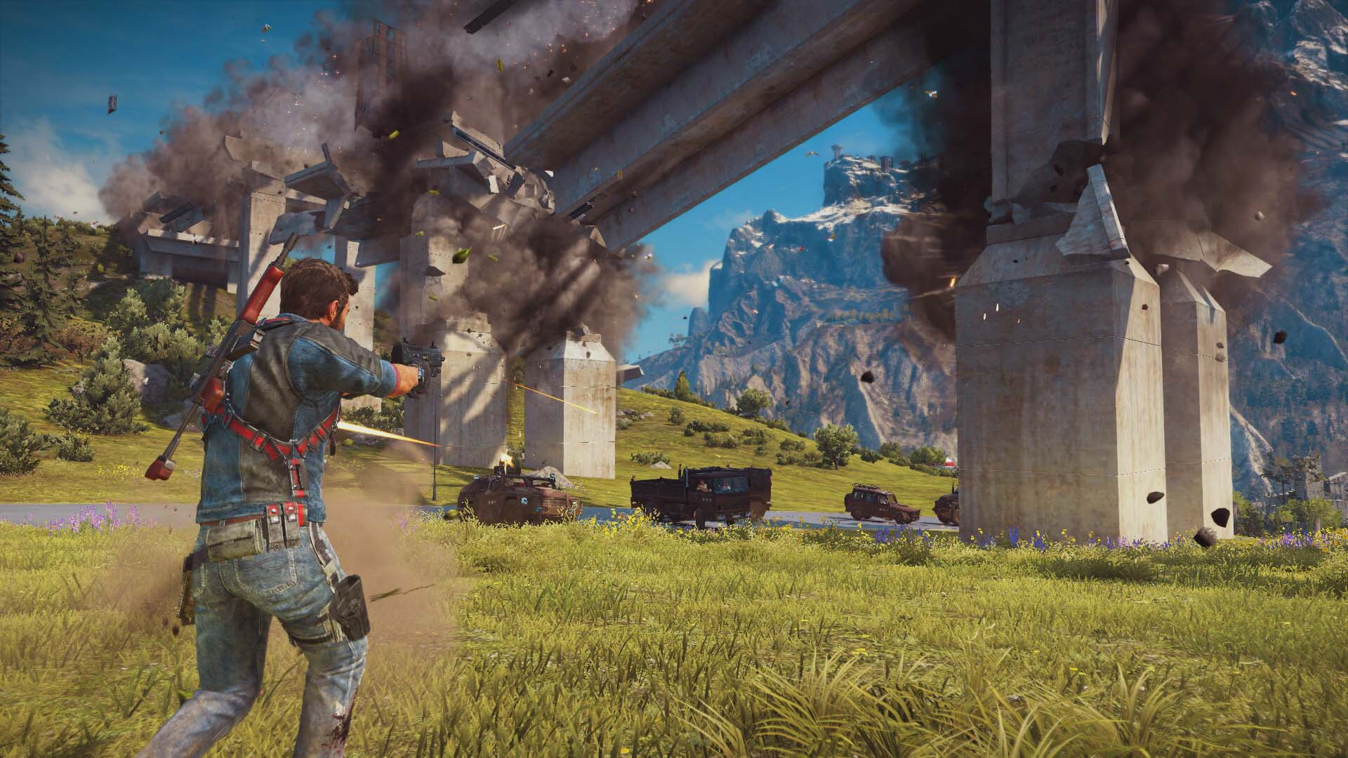 Just Cause 3 Screenshot 2
