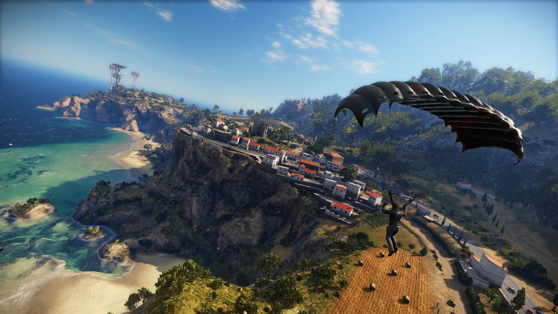 Just Cause 3 Screenshot 1