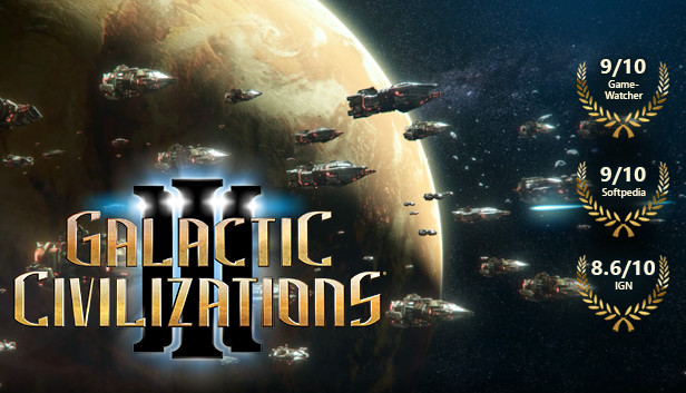 Download Galactic Civilizations III free download