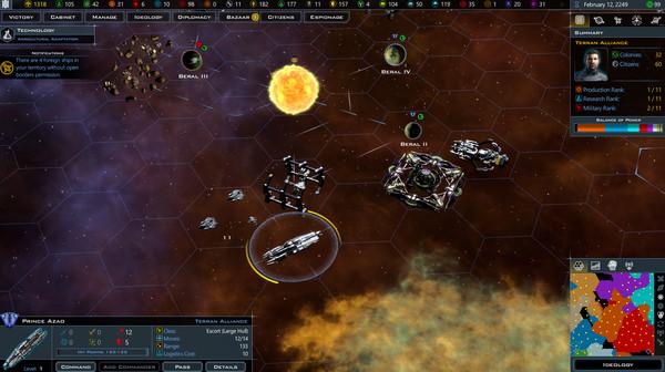 Download Galactic Civilizations III Torrent