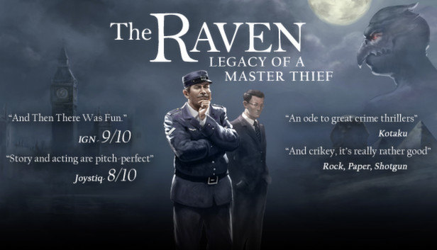Download The Raven - Legacy of a Master Thief free download