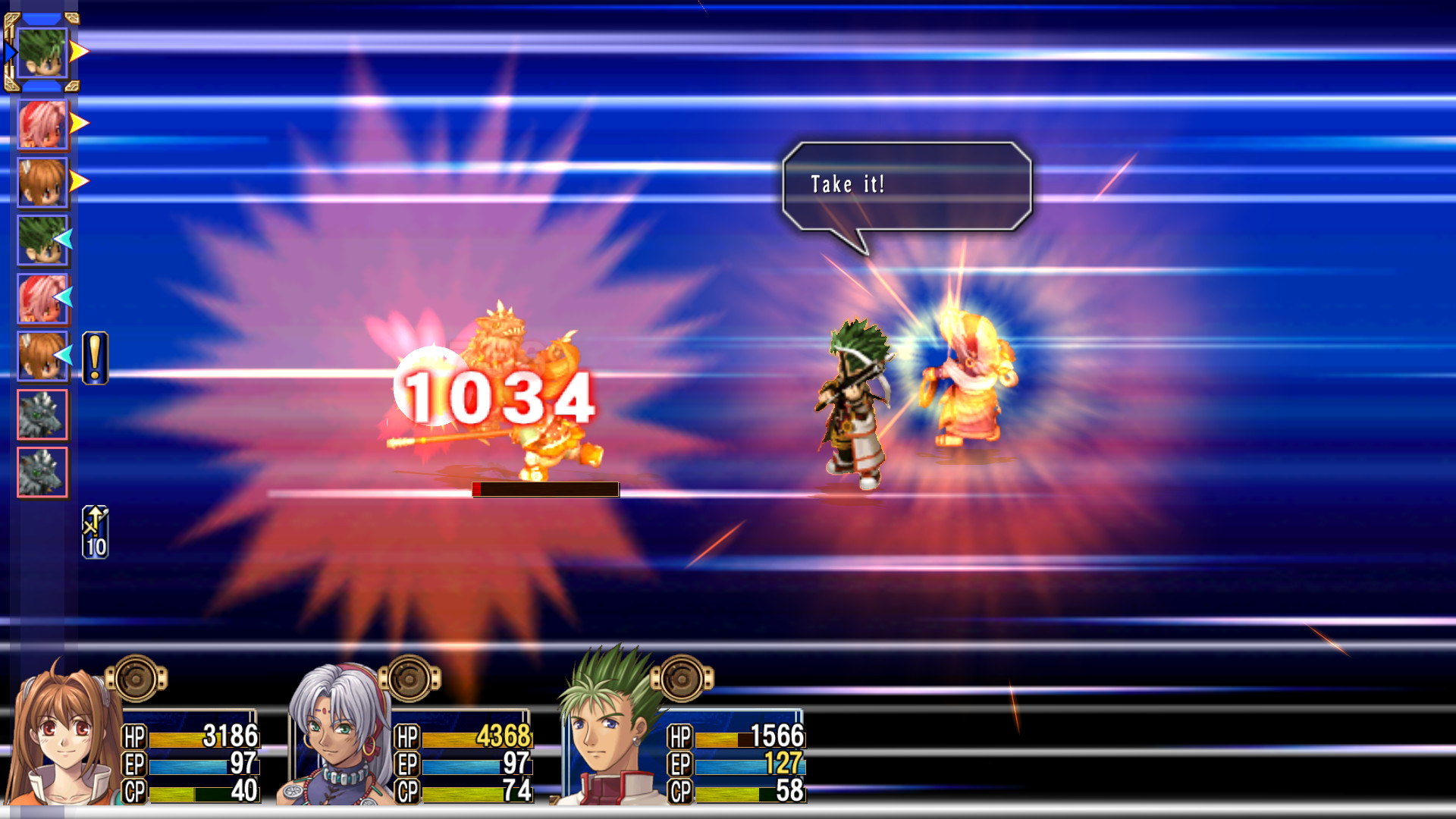 The Legend of Heroes: Trails in the Sky SC Screenshot 2