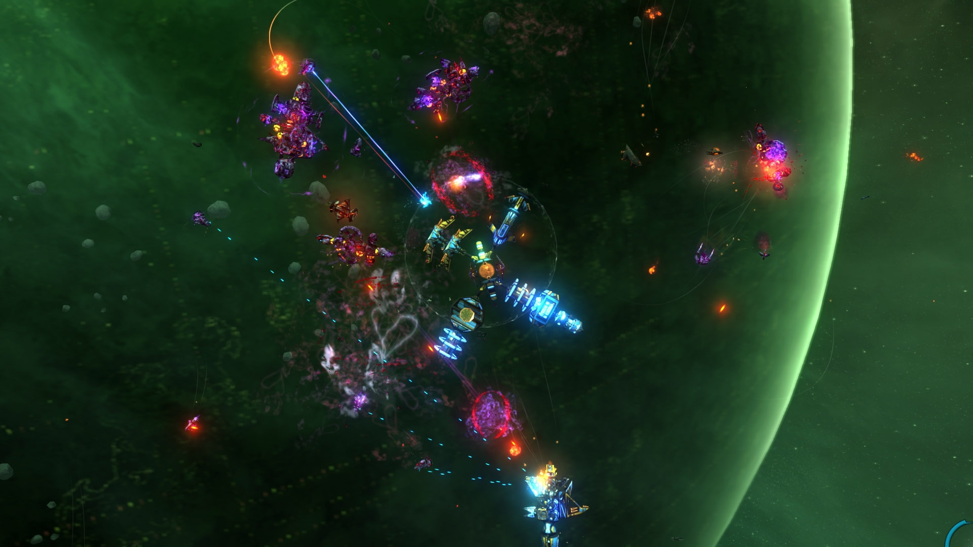 Space Pirates and Zombies 2 Screenshot 2