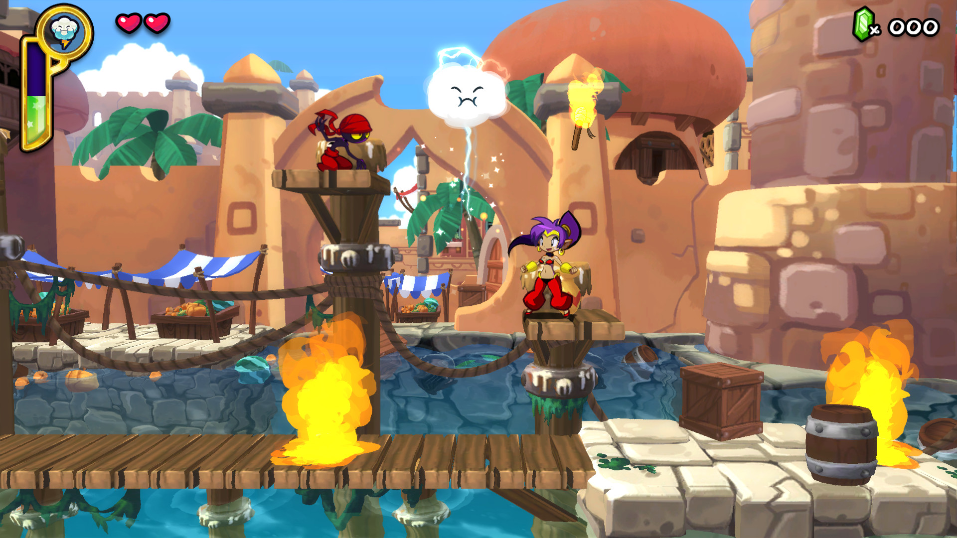 Shantae: Half-Genie Hero Screenshot 2