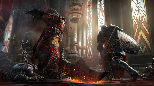 Download Lords Of The Fallen™ free download