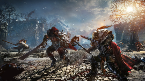 Lords Of The Fallen™ download