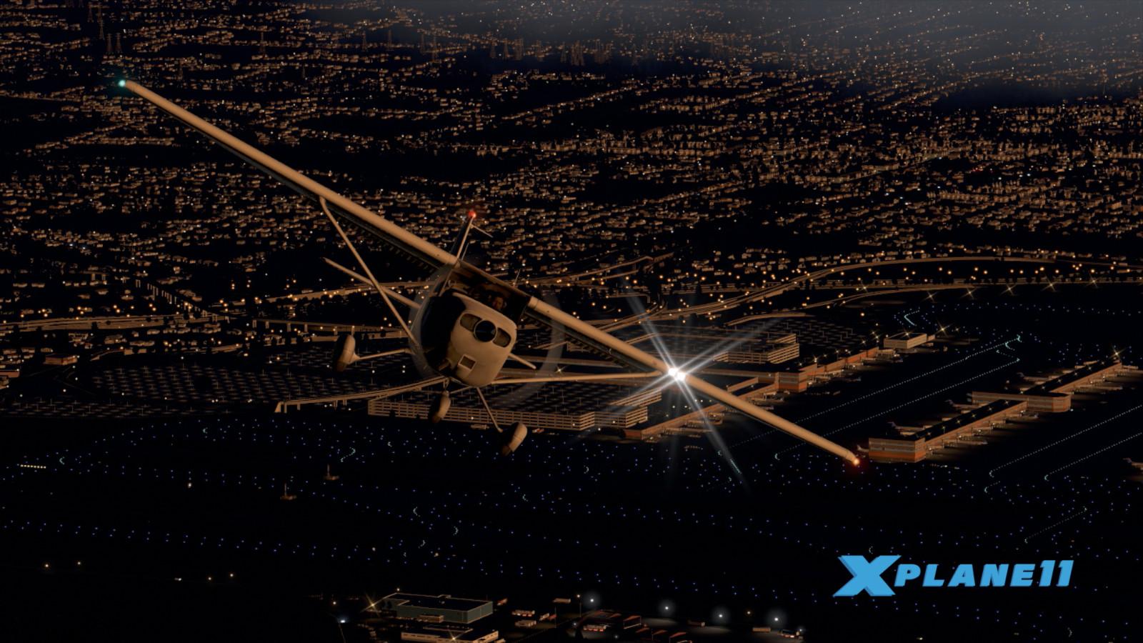 X-Plane 11 Screenshot 1