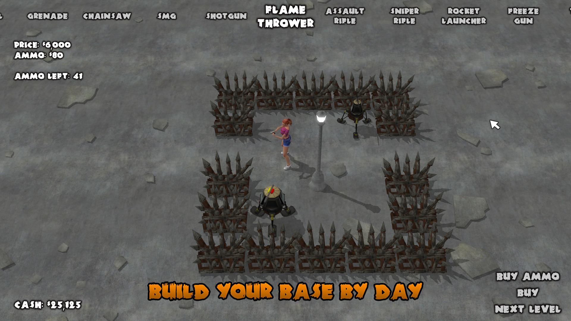 Yet Another Zombie Defense Screenshot 1