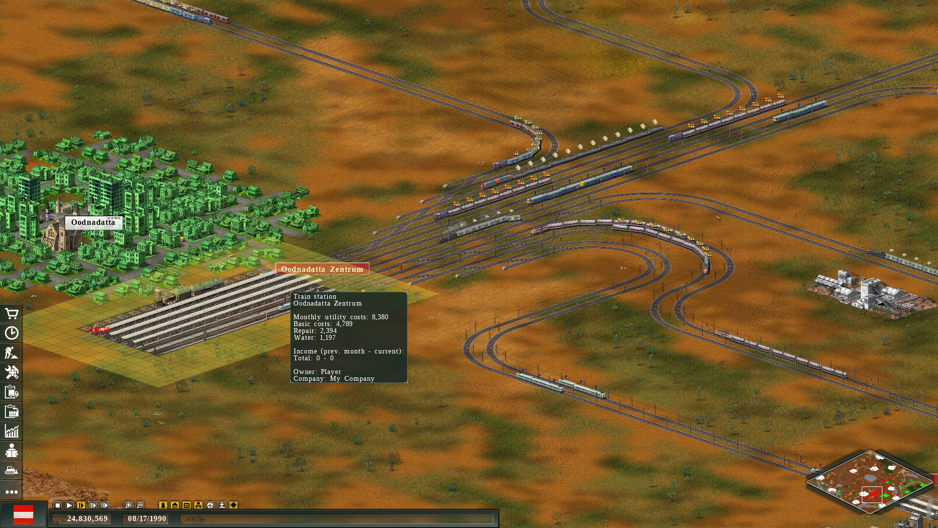 Transport Giant: Steam Edition Screenshot 3