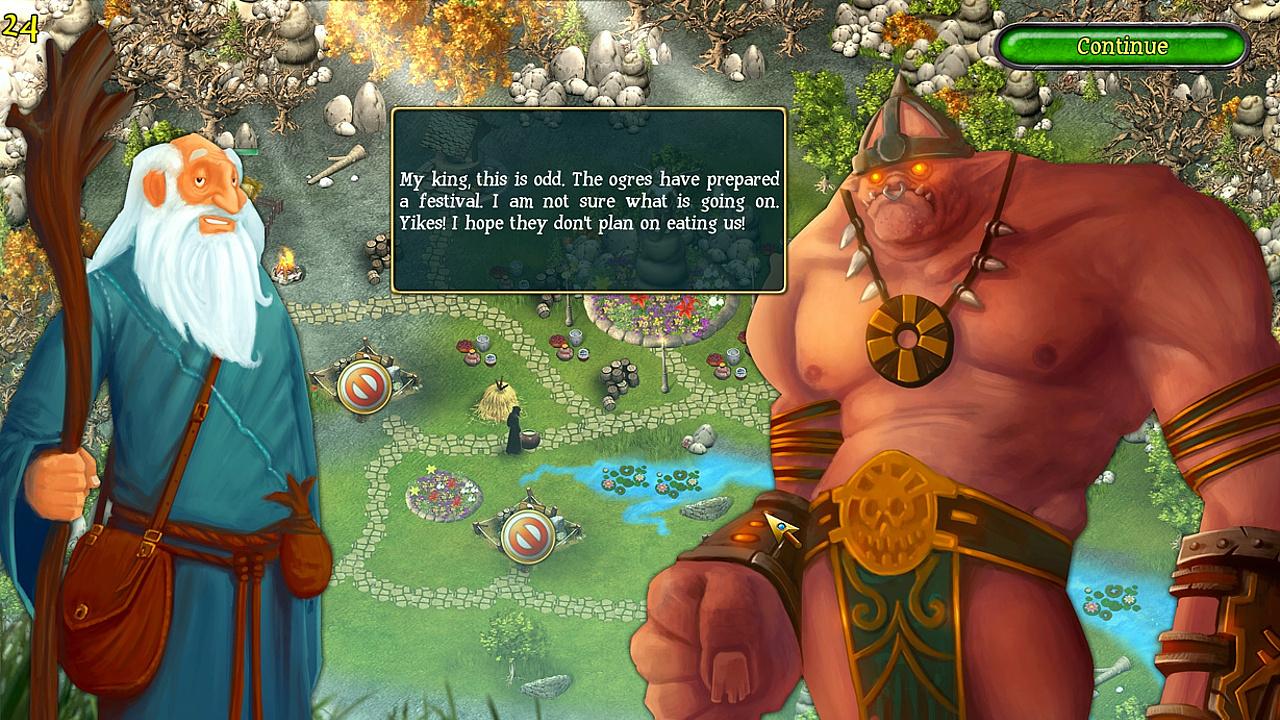 Kingdom Tales Screenshot 1