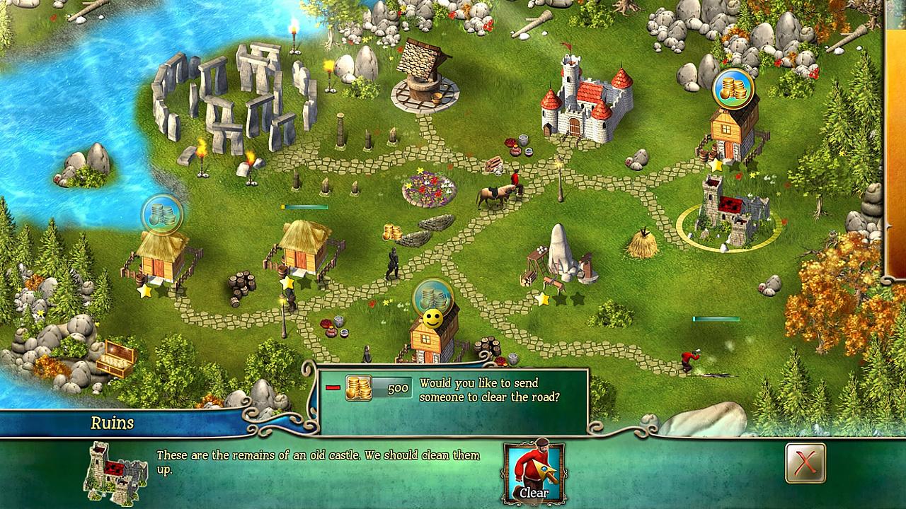 Kingdom Tales Screenshot 2