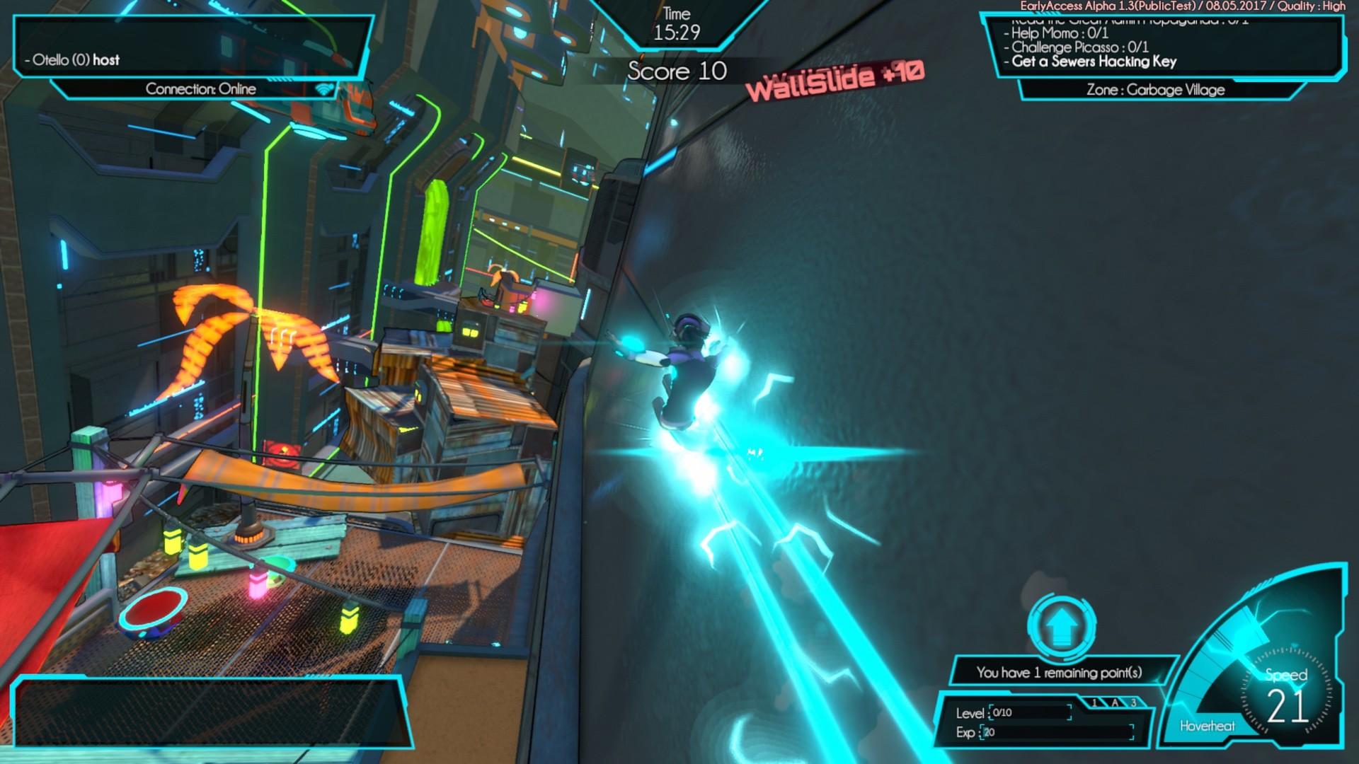 Hover Screenshot 2