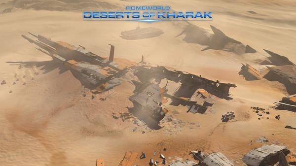 Homeworld: Deserts of Kharak download