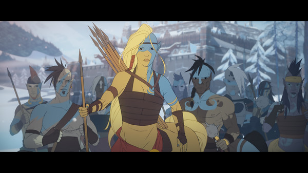 Download The Banner Saga 2 Free download