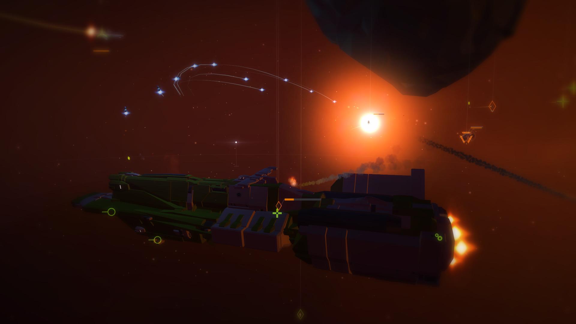House of the Dying Sun Screenshot 1