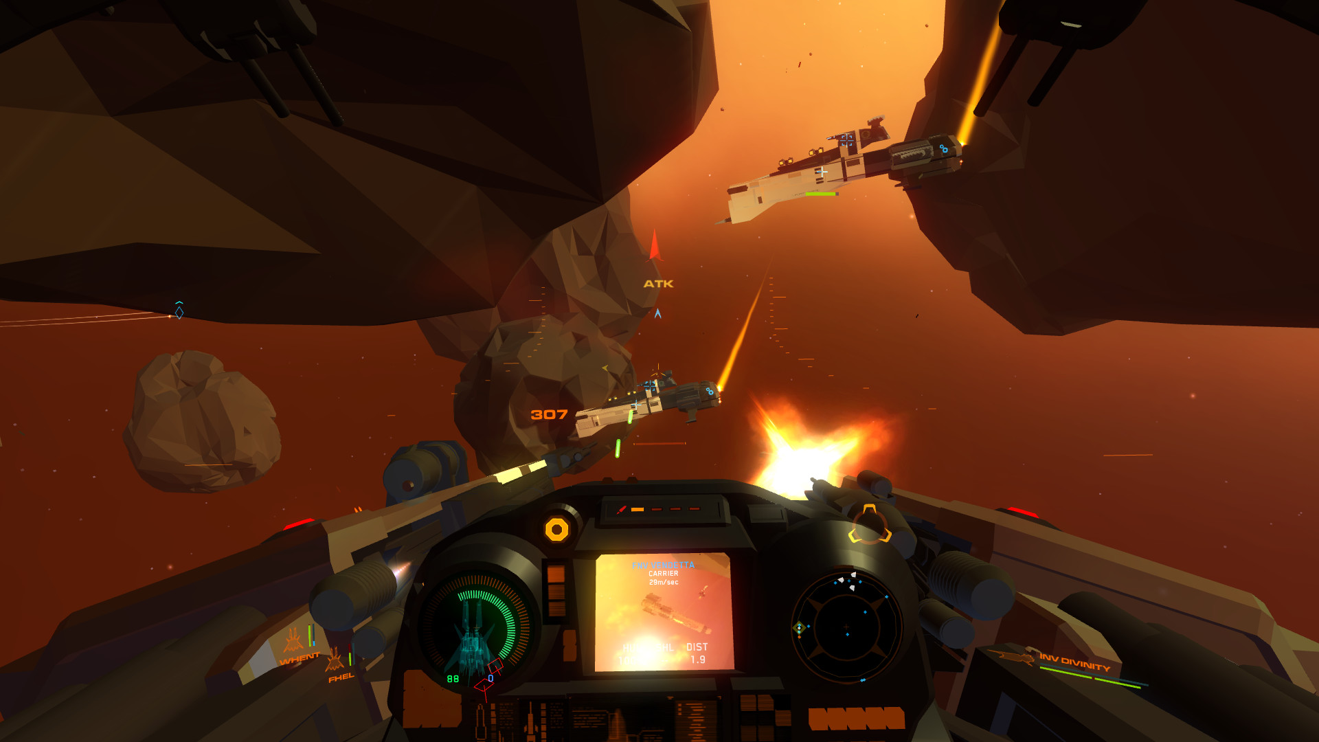 House of the Dying Sun Screenshot 2
