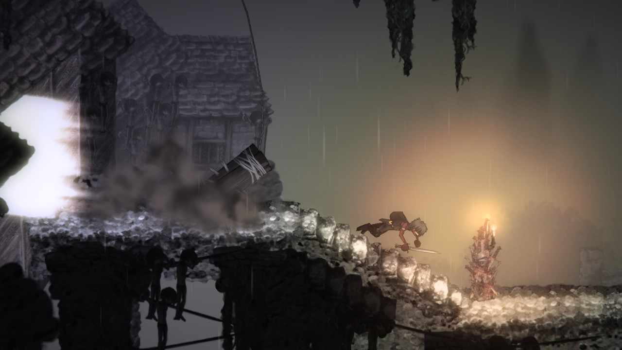 Salt and Sanctuary Screenshot 1