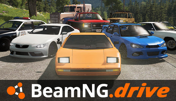 Download BeamNG.drive download free