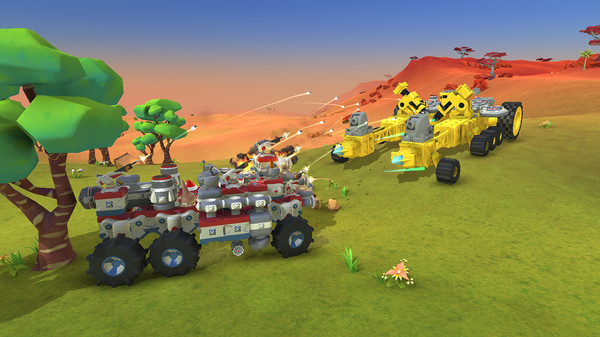 Download TerraTech free download