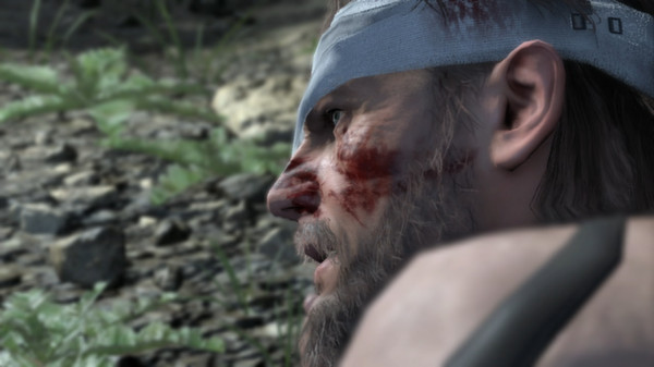 Download METAL GEAR SOLID V: THE PHANTOM PAIN Free download