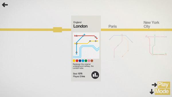 Download Mini Metro free download