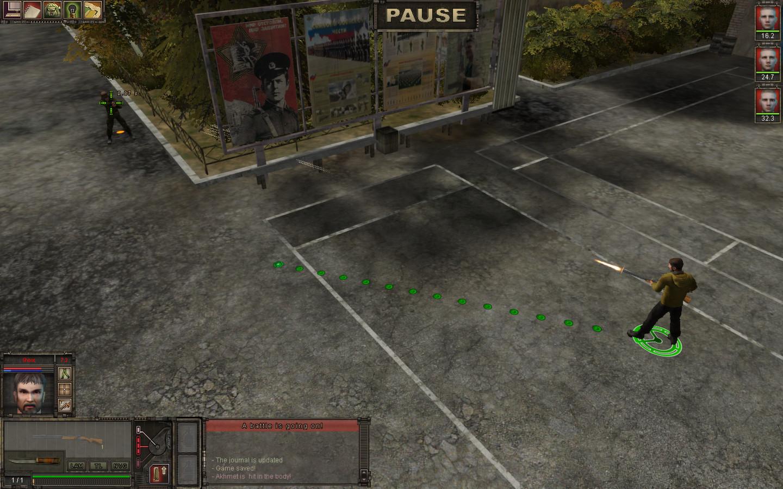 Marauder Screenshot 1