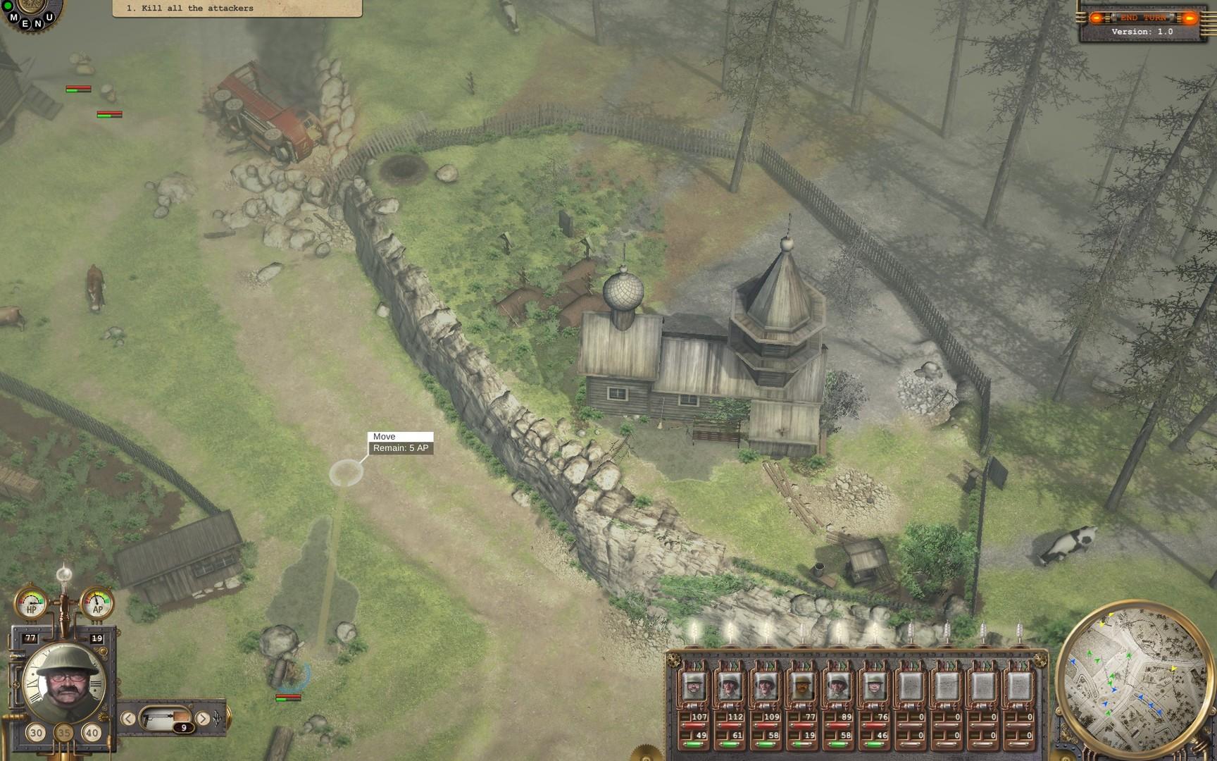 Steam Squad Screenshot 3