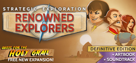 Renowned Explorers International Society Capa