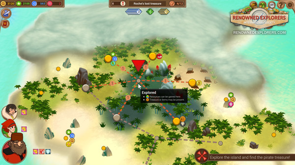 Download Renowned Explorers: International Society free download