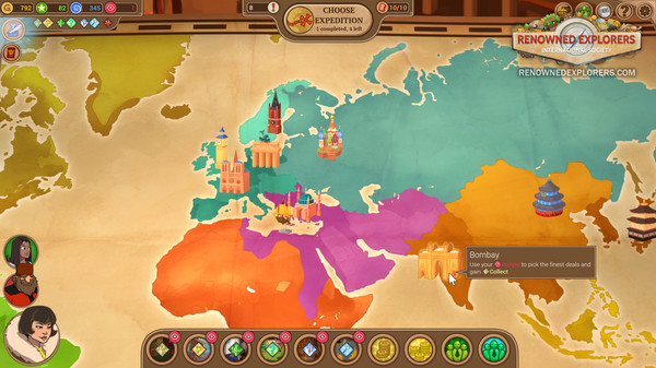 Renowned Explorers: International Society download