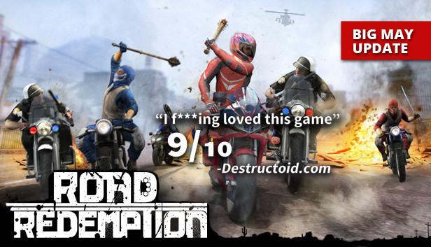 Download Road Redemption download free