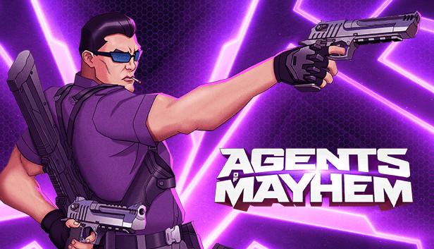 Download Agents of Mayhem download free