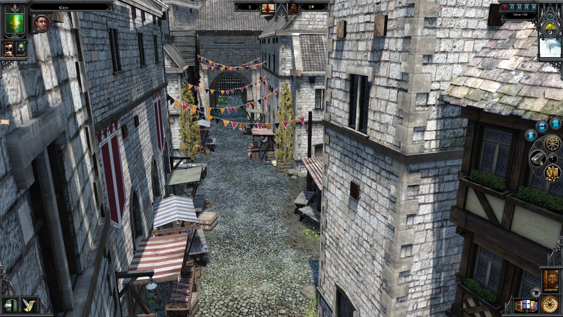 The Guild 3 Screenshot 1