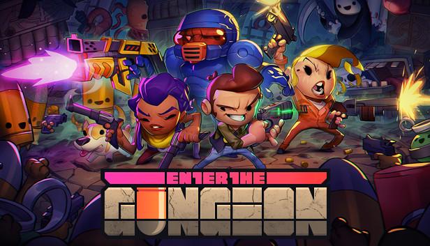 Download Enter the Gungeon download free